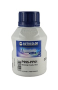 P995-PP61/E0.5  Aquabase Plus Medium Red Pearl